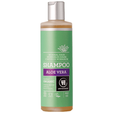 Urtekram Organic Aloe Vera Shampoo 250ml for Normal hair