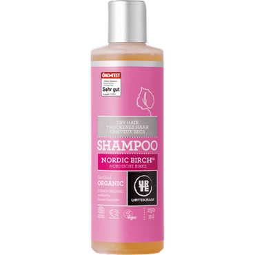 UrtekramNordic Birch Shampoo Normal - 250ml Organic