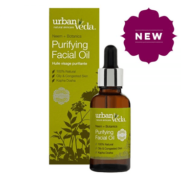 Urban Veda Purifying Facial Oil 30ml