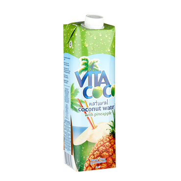 Vita Coco 100% Natural Coconut Water with Pineapple 330ml