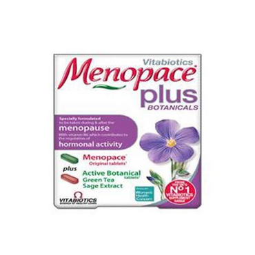 Vitabiotic Menopace Plus 28/28 tablets