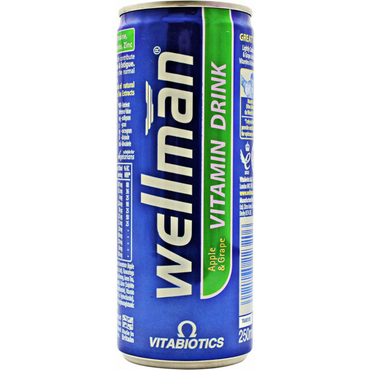 Vitabiotic Wellman High Performance Drink 250ml
