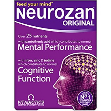 Vitabiotic Neurozan 30 Tablets