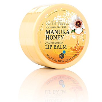Wild Ferns Manuka Honey Conditioning Lip Balm 15g
