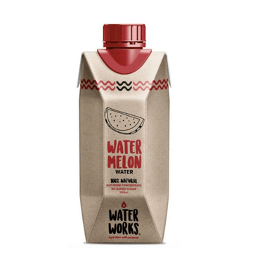 Water Works - Watermelon Water 330ml(Pack of 2)