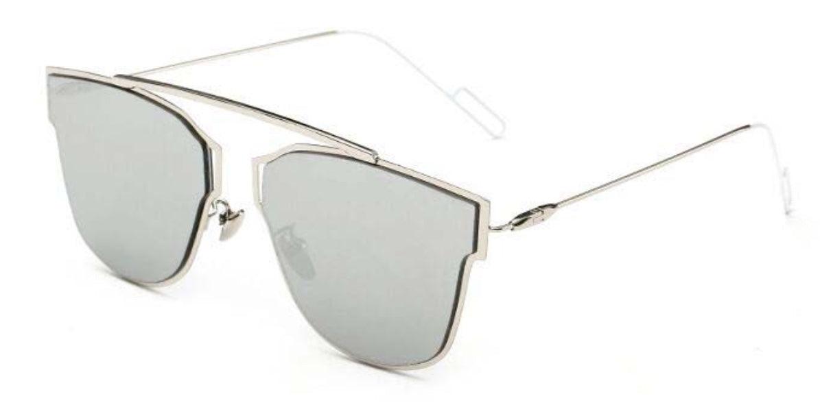 COMPLETE THE LOOK MIRROR SUNGLASSES