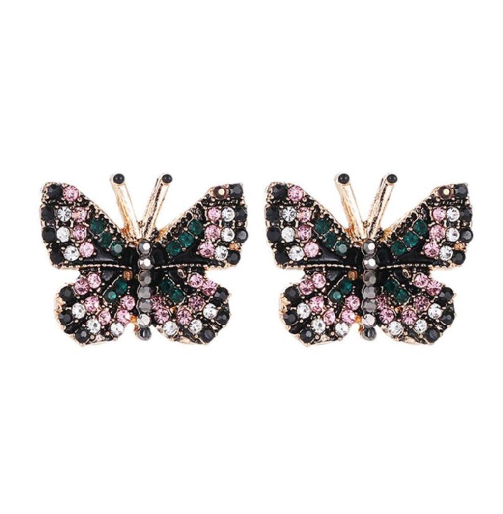 Cute Butterfly Earrings