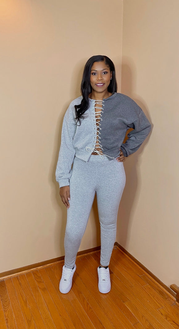 Two Tone Grey SET