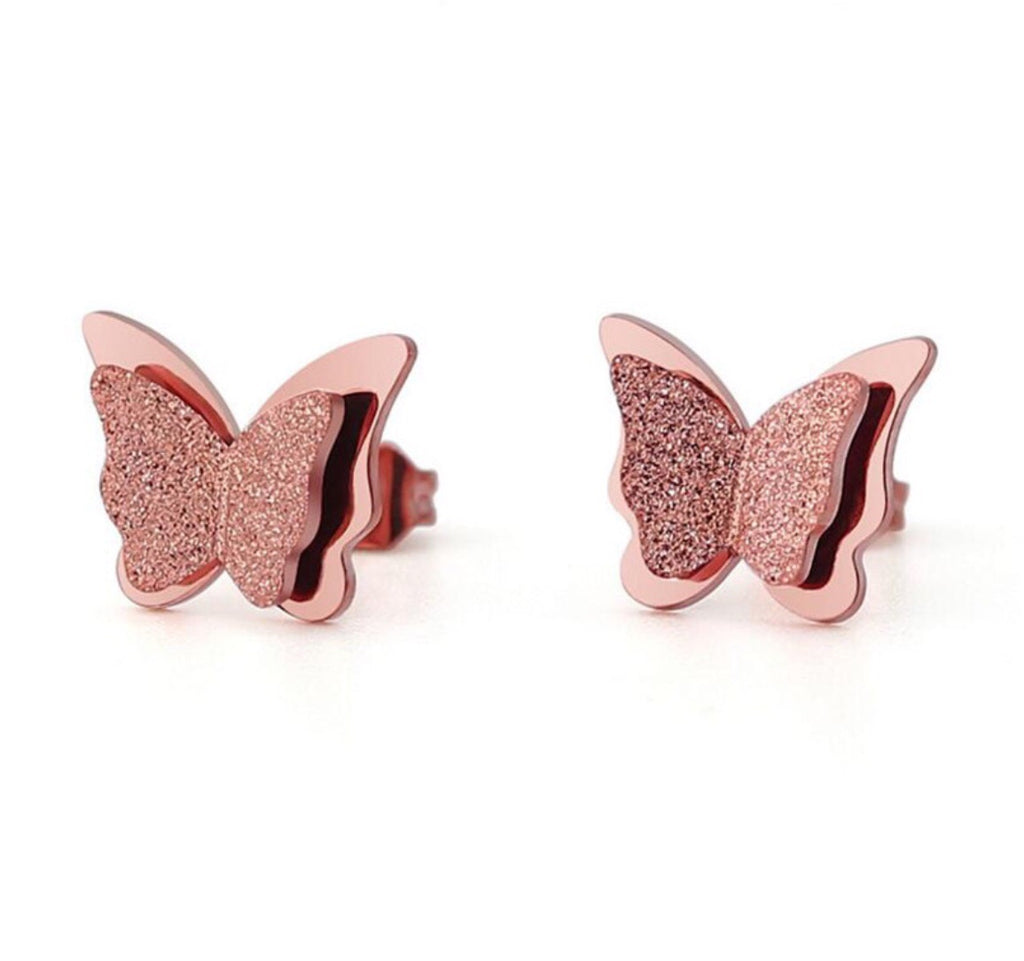Flutter Away Earrings