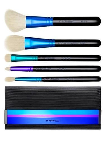 MAC Cosmetics Enchanted Eve Collection Limited Edition Brush Kit