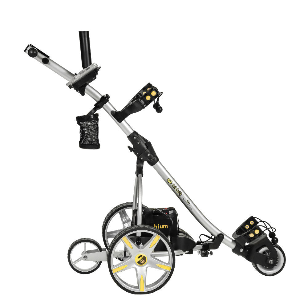 BAT-CADDY X3R LITHIUM REMOTE CONTROLLED GOLF CADDY (FREE ACCESSORIES AND SHIPPING) - Golf Caddy Pros