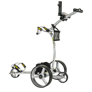 BAT-CADDY X4R LITHIUM REMOTE CONTROLLED GOLF CADDY (FREE ACCESSORIES AND SHIPPING) - Golf Caddy Pros