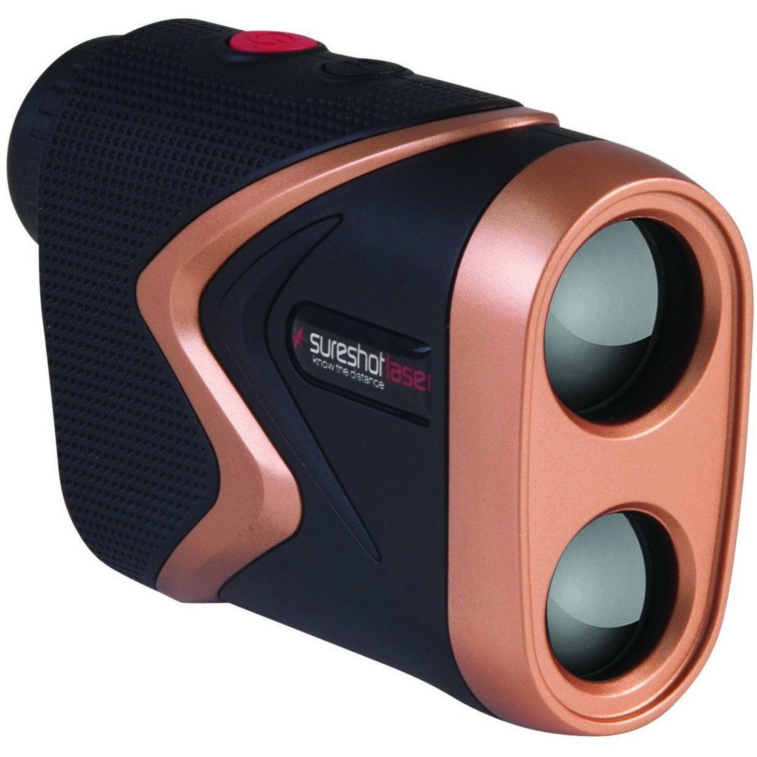 Golf Laser Range Finder - Sureshot PINLOC 5000i by MGI Golf - Golf Caddy Pros