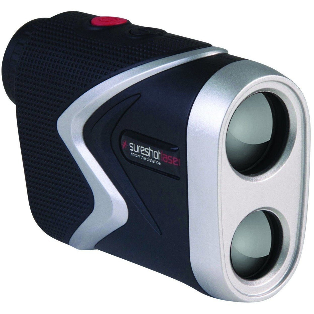 GOLF LASER RANGE FINDER - SURESHOT PINLOC 5000iP BY MGI GOLF - Golf Caddy Pros