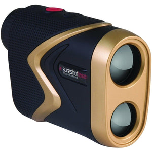 GOLF LASER RANGE FINDER - SURESHOT PINLOC 5000iPS BY MGI GOLF - Golf Caddy Pros