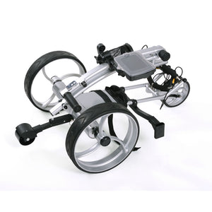 BAT-CADDY X8R LITHIUM REMOTE CONTROLLED ELECTRIC GOLF TROLLEY - Golf Caddy Pros