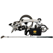 BAT-CADDY X4 CLASSIC ELECTRIC GOLF CADDY (FREE ACCESSORIES AND SHIPPING) - Golf Caddy Pros