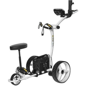 BAT-CADDY X4 SPORT ELECTRIC GOLF CADDY (FREE ACCESSORIES AND SHIPPING) - Golf Caddy Pros