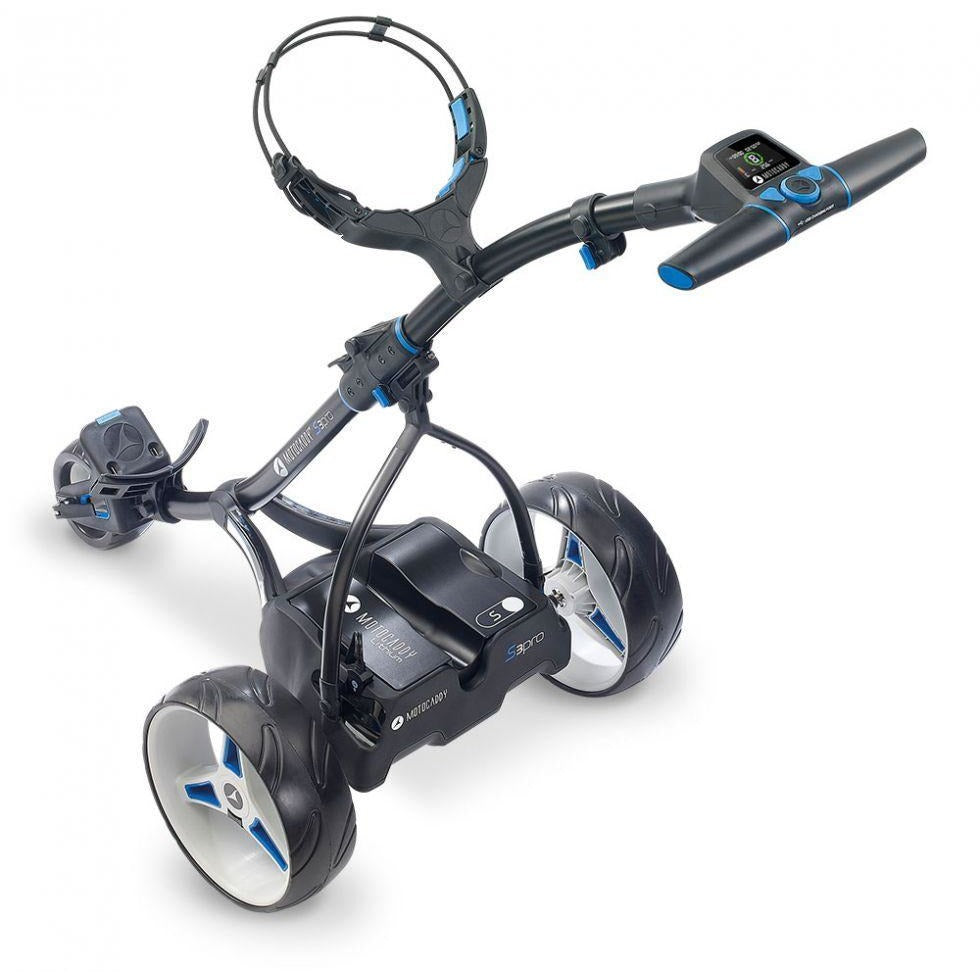 Electric Golf Caddy >> Motocaddy S3 Pro Lithium Electric Golf Caddy With Braking System