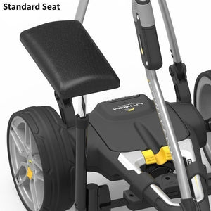 PowaKaddy FW7s Lithium Quiet Electric Golf Caddy - Golf Caddy Pros