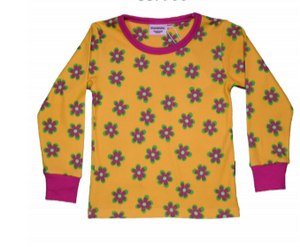 MOROMINI Sweater LS Forest Flowers