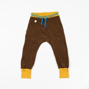 Alba of Denmark MASON PANTS - CHOCOLATE