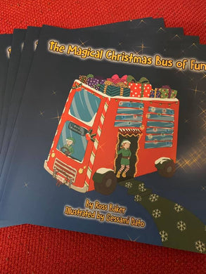 The Magical Christmas Bus of Fun