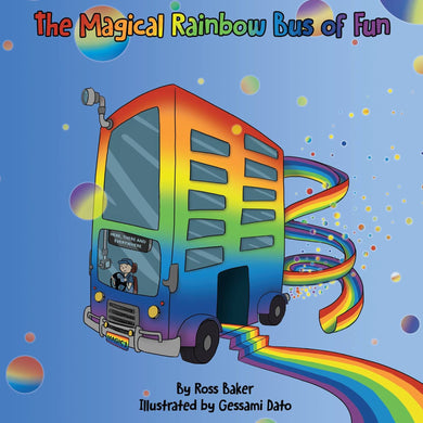 The Magical Rainbow Bus of Fun