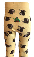 SLUGS AND SNAILS Sloth Tights