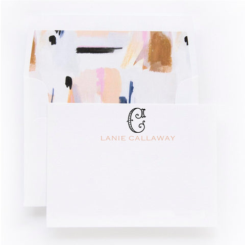 personal stationery | 14-L221