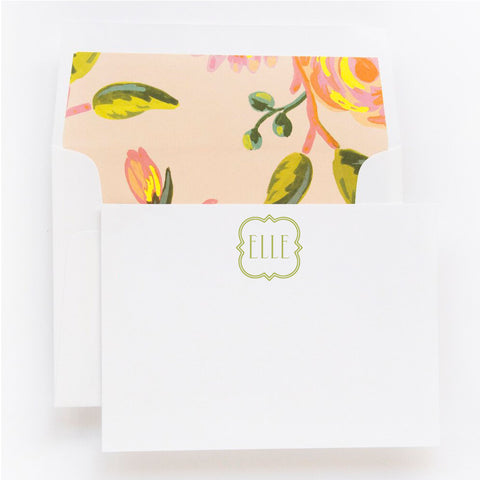 personal stationery | 17-L230