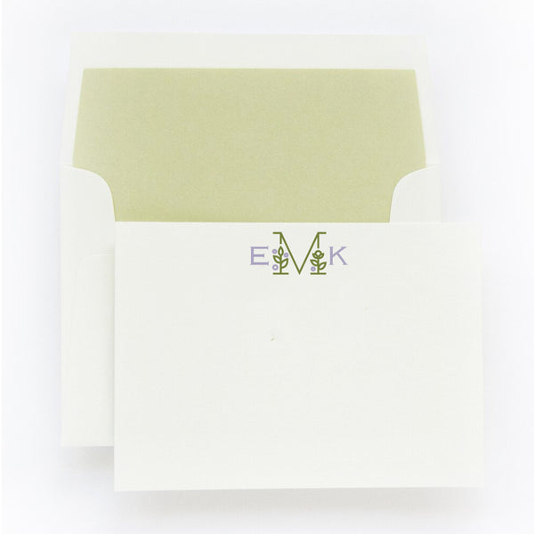 personal stationery | 43-L295