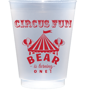 shatterproof frosted flex | circus fun