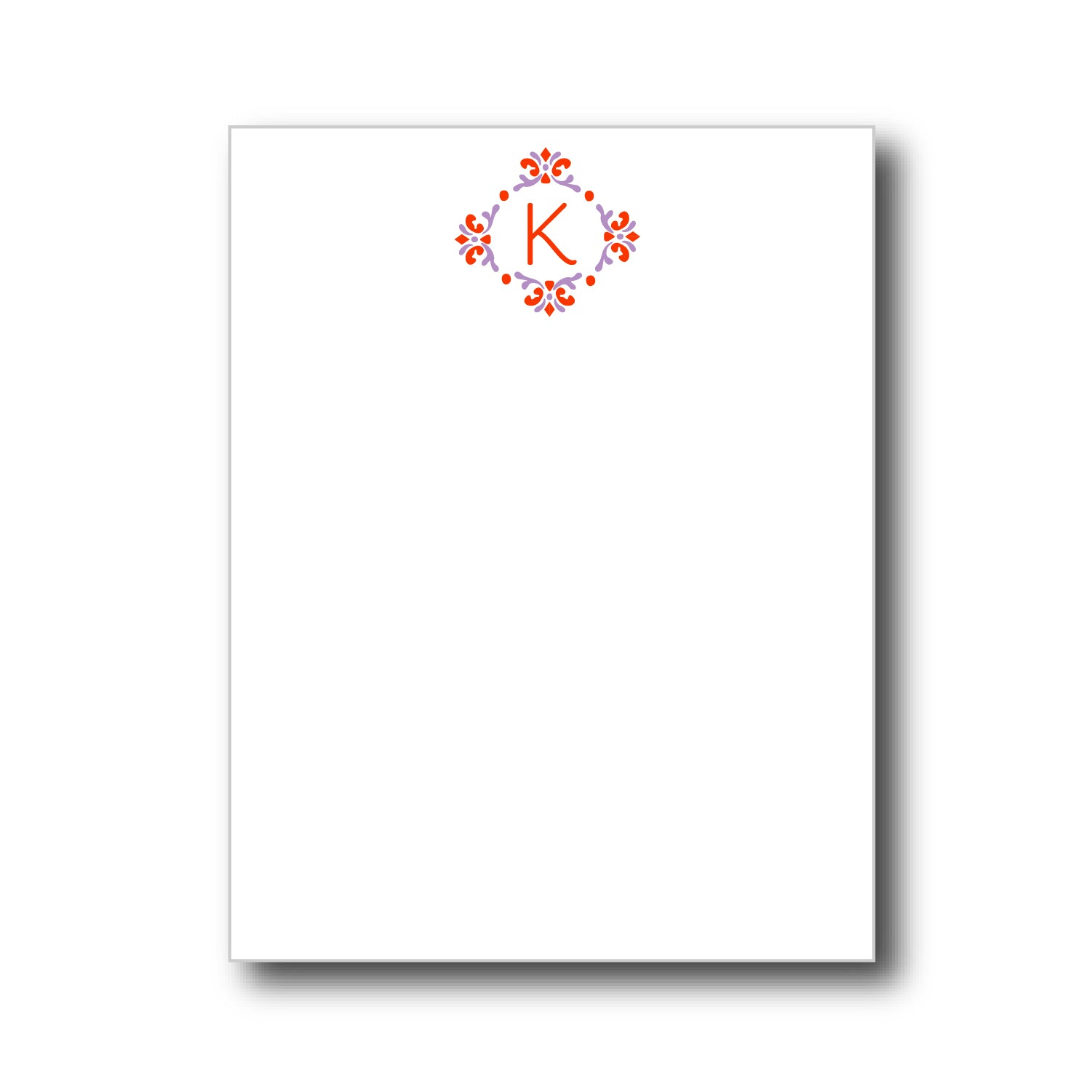 notepad | white paper | 08