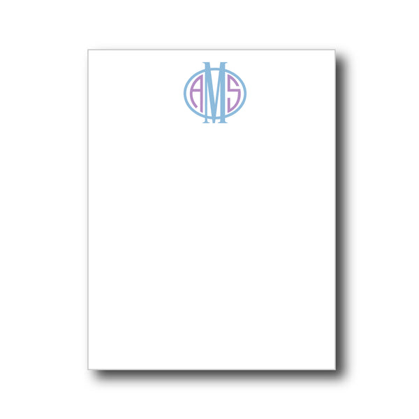 notepad | white paper | 22