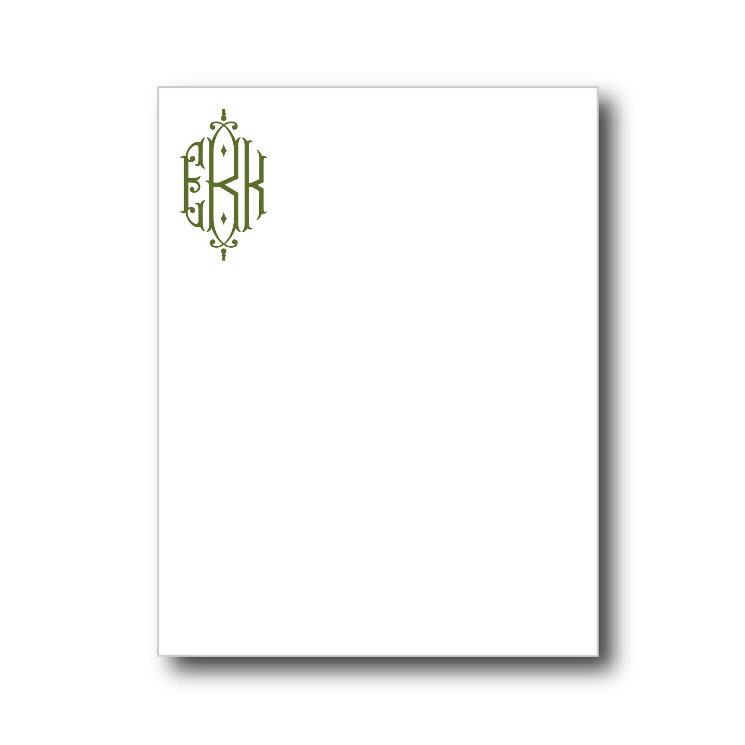notepad | white paper | 28
