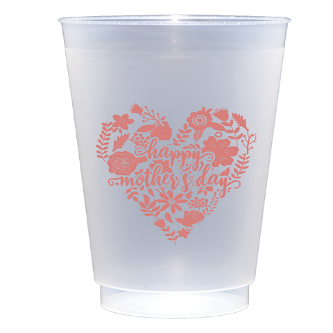 wholesale / shatterproof frosted flex cups | 07