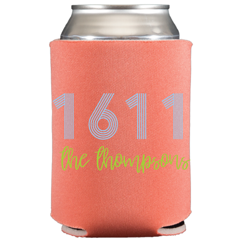 koozie | address