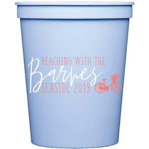stadium cups | beaching