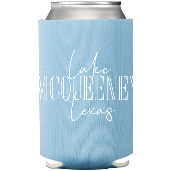 koozie | the lake