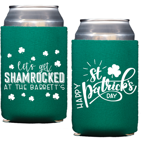 koozie | shamrocked