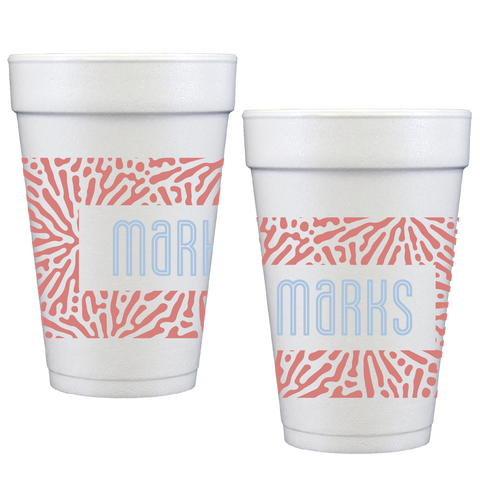 styrofoam cups | splash 2