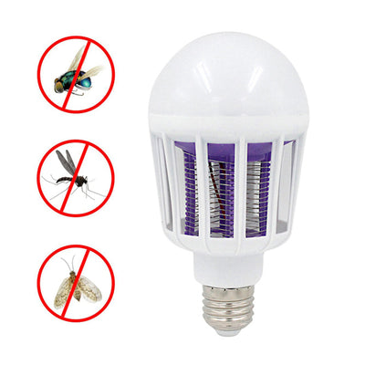 2 in 1 Mosquito Killer and LED Bulb