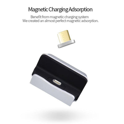 Wireless Magnetic Charger Dock