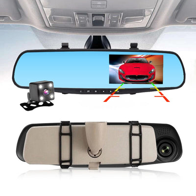 E-ACE Rear View Mirror Full HD Digital Camera 1080P