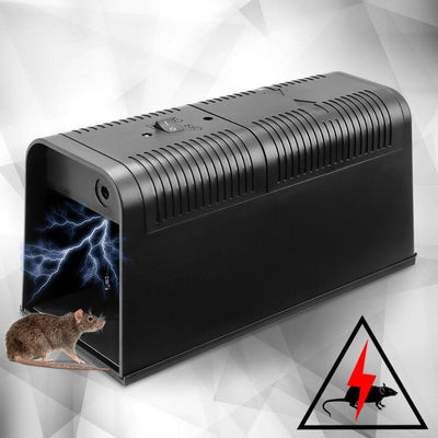 Rodent Away Electronic Rat Zapper Trap - Shoplexcity