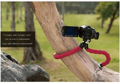 PhotoShoot Flexible Smart Phone Camera Tripod