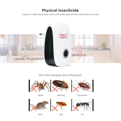 EZ Pest Away Ultrasonic Repellent