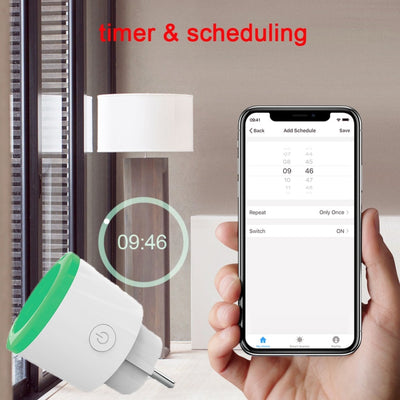 ZealDrive Smart Wifi Socket Power Plug
