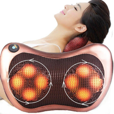 HomeSpa Therapy Portable Pillow Massager - Shoplexcity